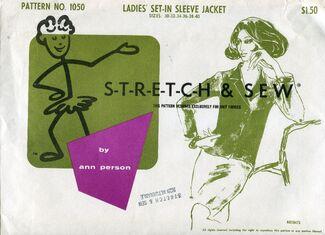 Stretch&sew1050