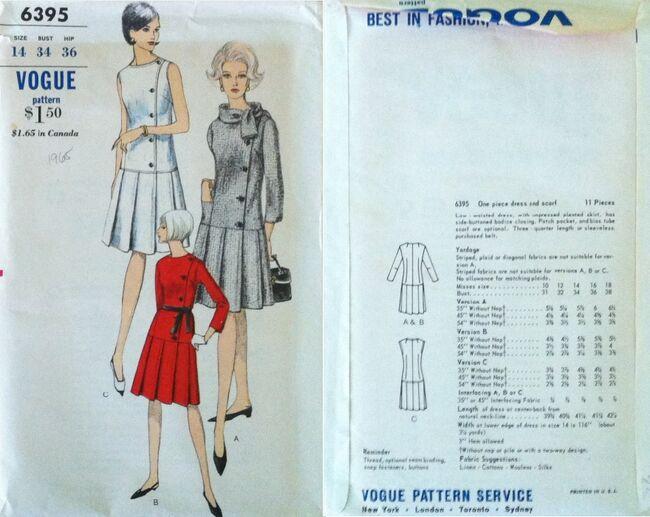 Vogue 6395