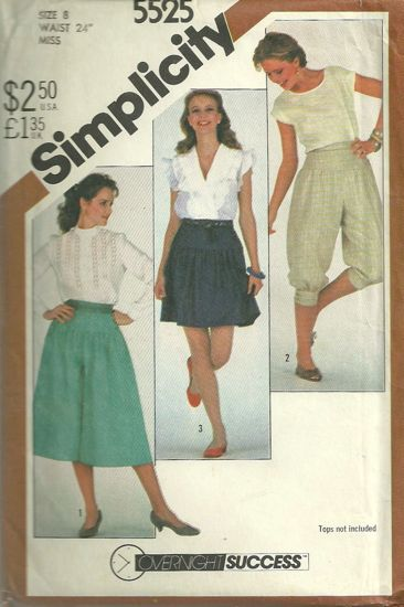 Simplicity 5525