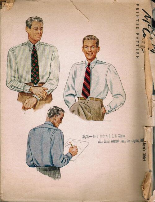 Mensshirt