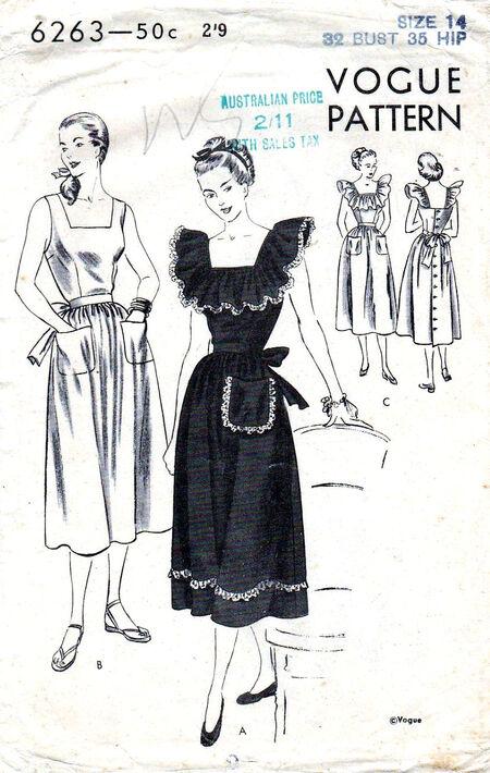 Vogue 6263