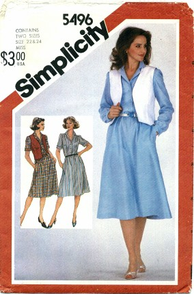 Simplicity 5496