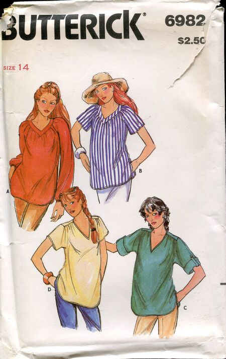 Butterick6982tops