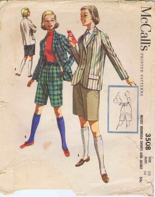 McCalls 1955 3508