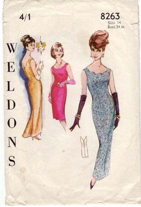 Weldons 8263