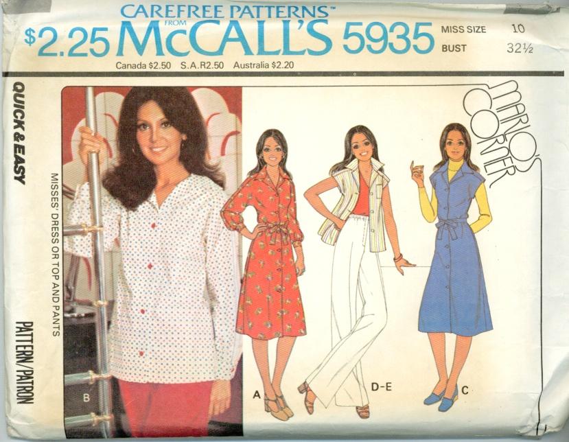 McCalls 5935F