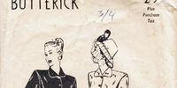 Butterick 3952