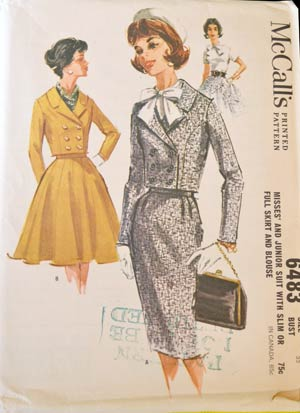 Vop-1578-wp-vintage-pattern-mccalls-6483-skirt-jacket-suit