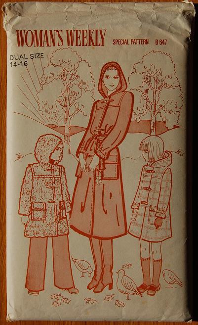 Woman's Weekly B647