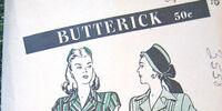 Butterick 3558 A