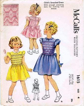 McCalls 1951 1615