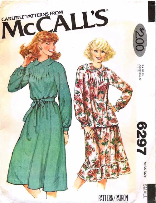 McCalls 1978 6297