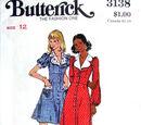 Butterick 3138 A