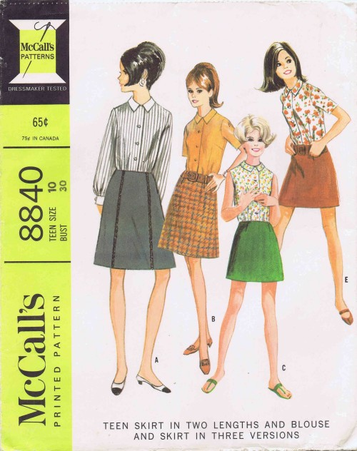 McCalls 1967 8840