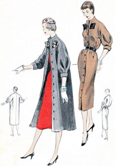 Vogue 3589 wiki front