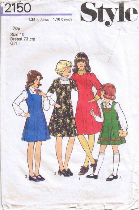 70s DRESS