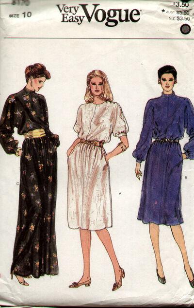 Vogue 8170 70s