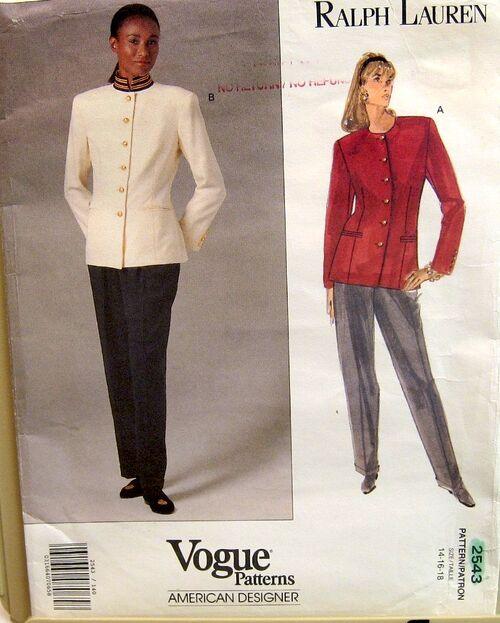 Vogue 2543 B