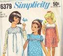 Simplicity 6379 A