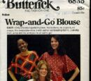 Butterick 6835 A