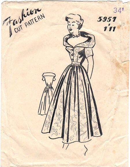 Fashion 5957