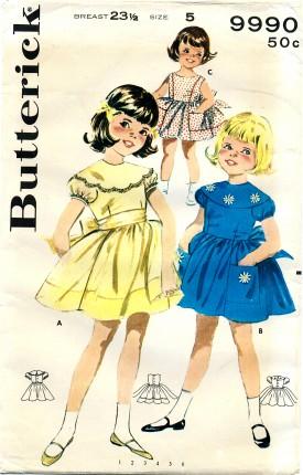 Butterick 9990