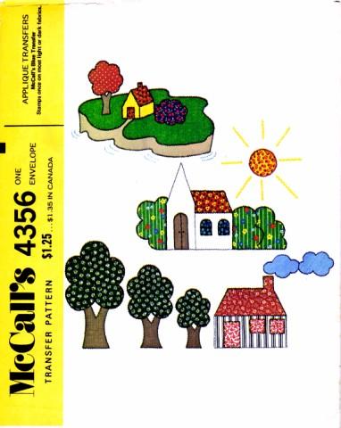 McCalls 1974 4356