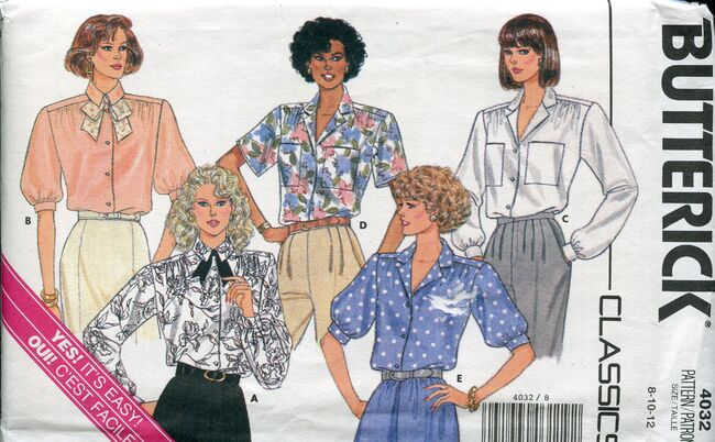 Butterick4032tops