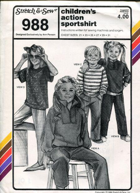 Stretch&sew988