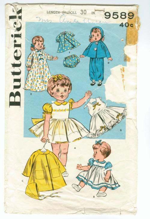 Butterick 9589