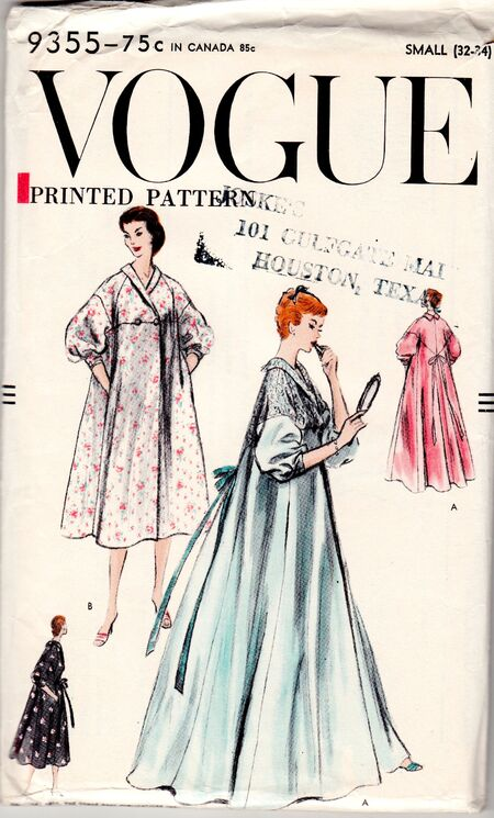 Vogue 9355