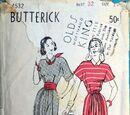 Butterick 4532 B