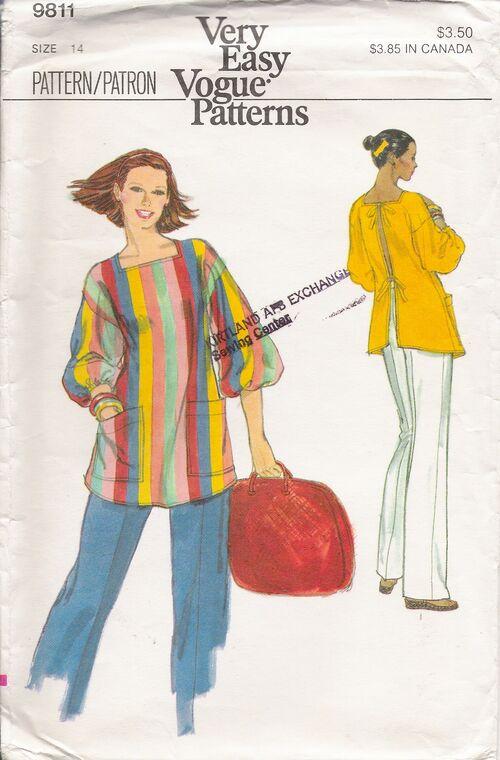 Vogue 9811 A image
