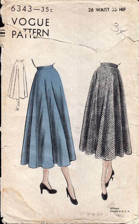 Vintag Vogue from Penelope Rose at Artfire