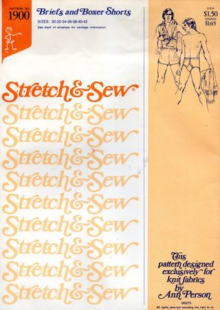 Stretch & Sew 1900