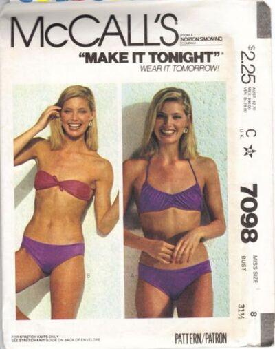 McCalls 7098