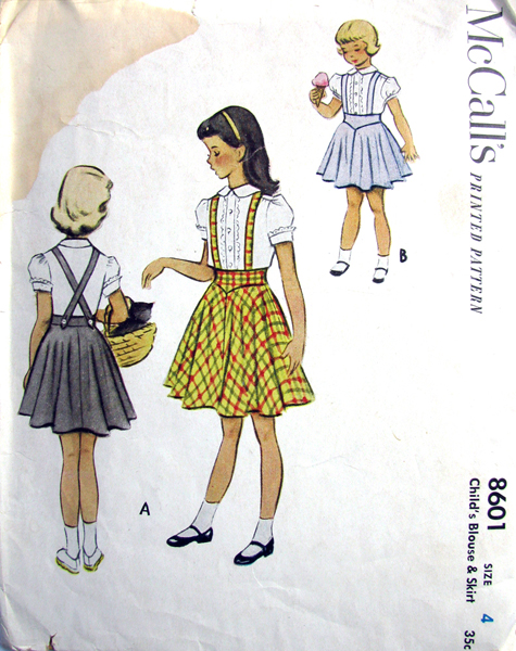 McCall's 8601 A image