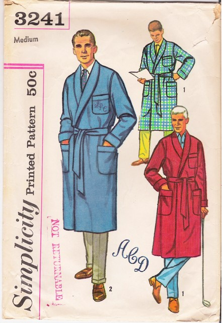 1950's Simplicity 3241 front
