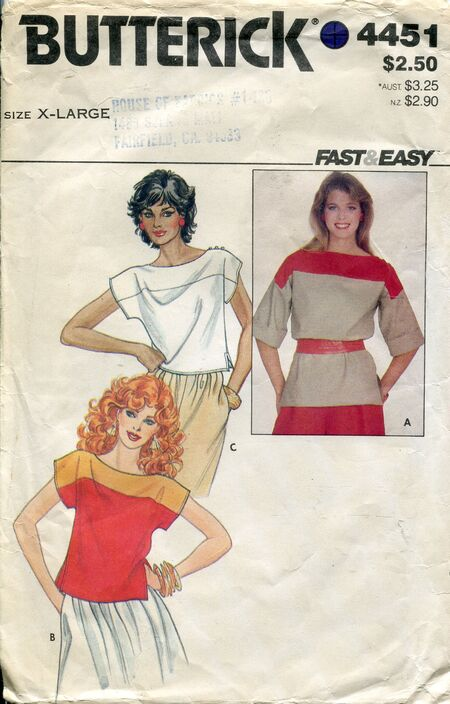 Butterick4451tops