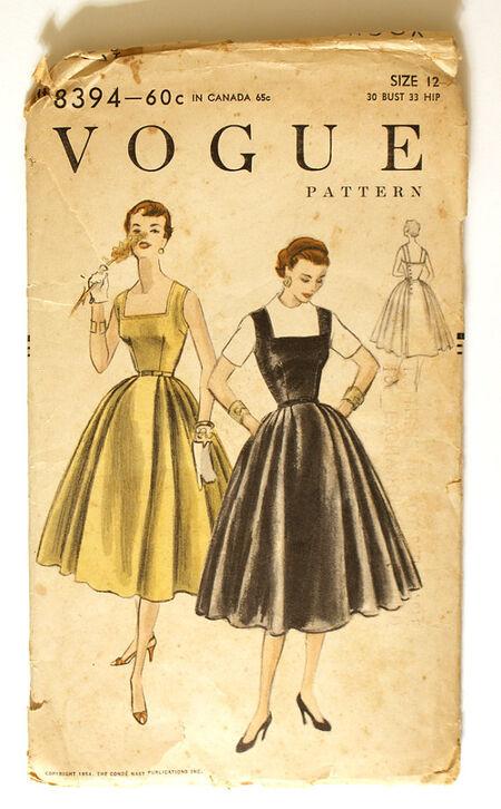 Vogue 8394 A