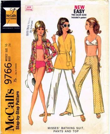 McCalls 9766 A