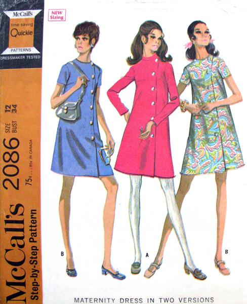 McCall's 2086