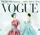 Vogue 9034 A