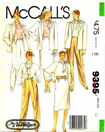 McCalls 1985 9395