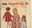 Simplicity 7453