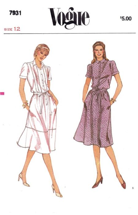 Vogue 1981 7931