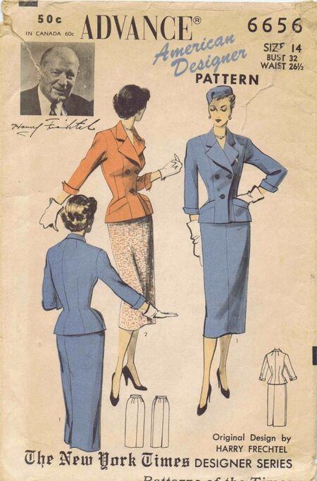 Advance 1954 6656