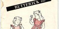 Butterick 3373 A