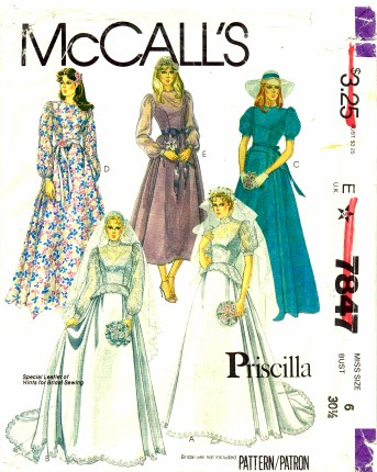 McCalls 1981 7847