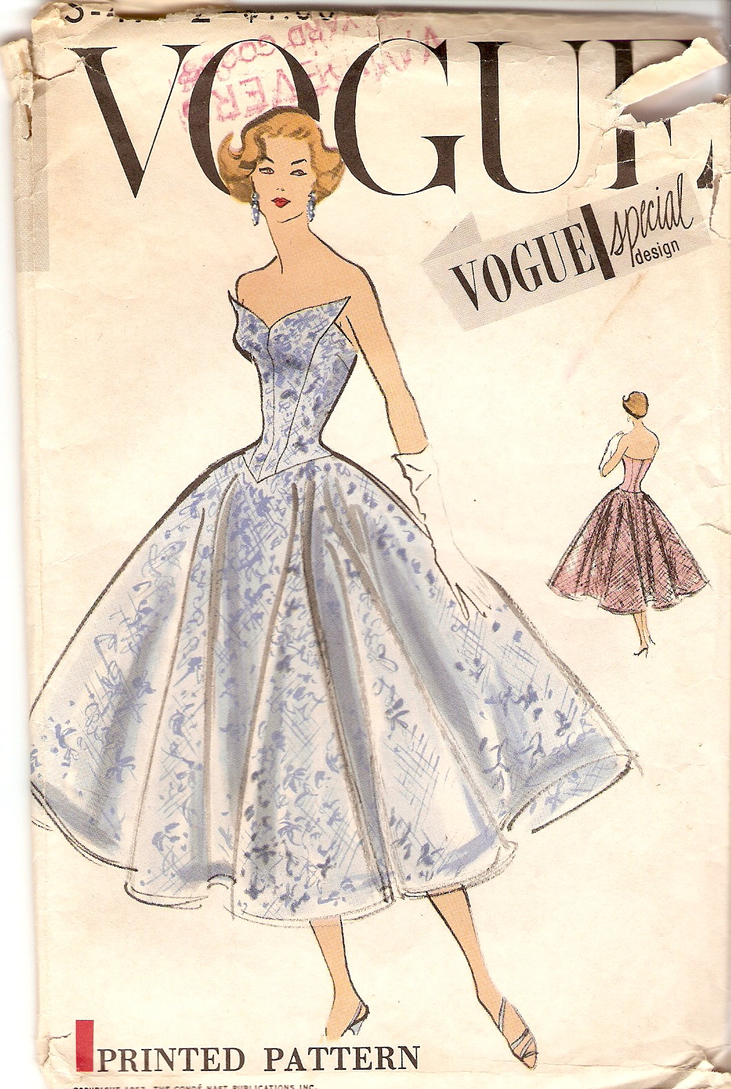 Vogue S-4772 | Vintage Sewing Patterns | FANDOM powered by ...